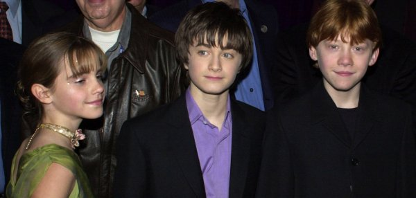 Happy birthday 'Harry Potter:' The cast through the years