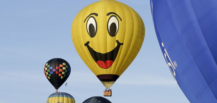Moments from the QuickChek New Jersey Festival of Ballooning