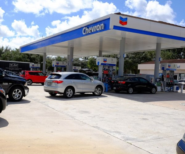 Gas prices drop in time for Memorial Day; may have peaked