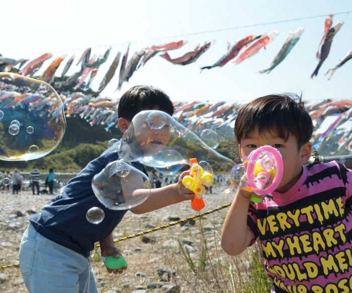Children's Day in Japan