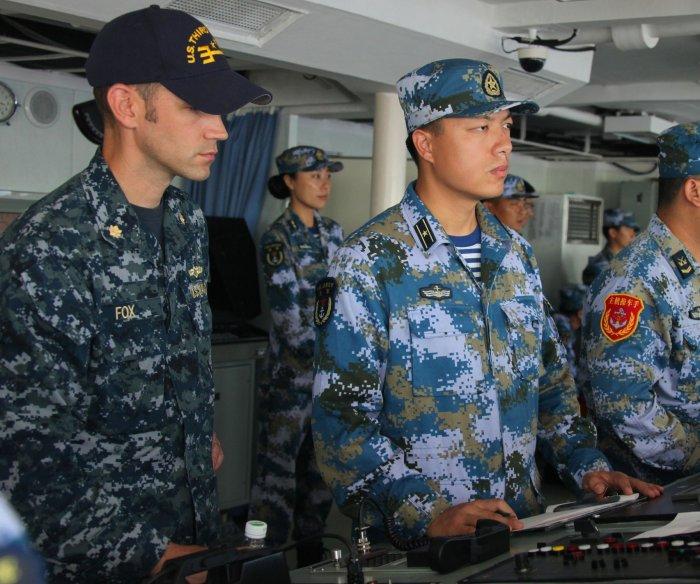 U.S. rescinds China's invitation to Pacific Rim military drill