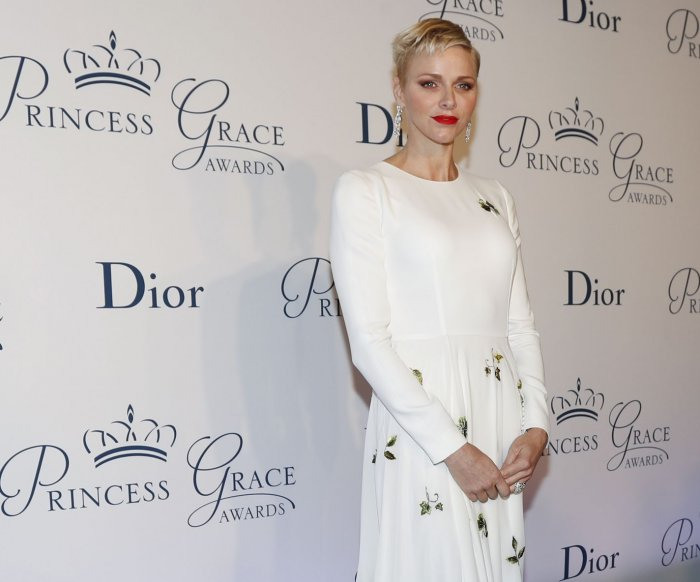 On the red carpet at the 2016 Princess Grace Awards Gala