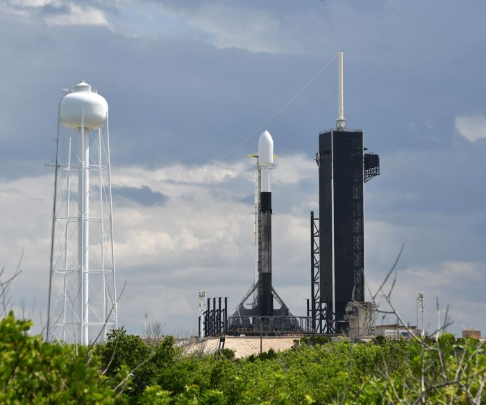 After several delays, SpaceX ready to send up rocket with 57 satellites