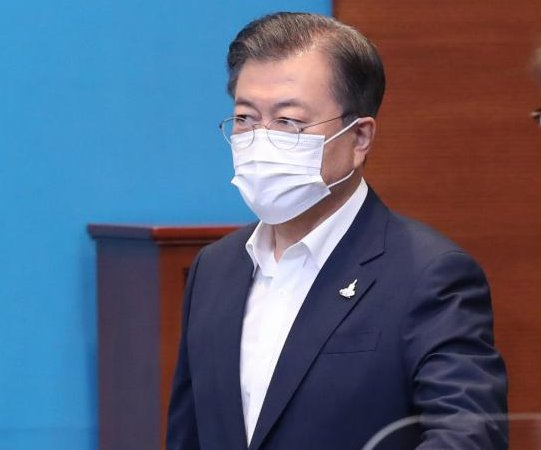 Moon hopes official's killing opens 'waterway' to unity with North Korea