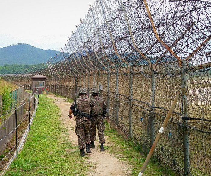 U.S. military issues furlough notice to South Korean employees