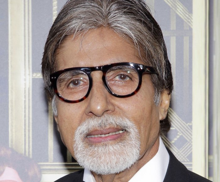 Indian actor Amitabh Bachchan hospitalized with COVID-19