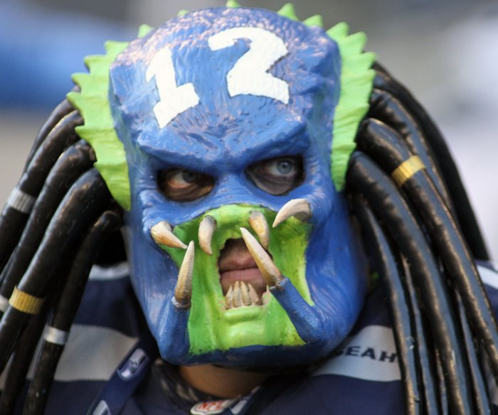 Best NFL Fans of 2015