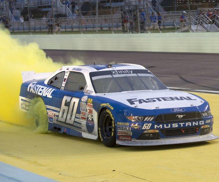 2015 NASCAR Ford EcoBoost