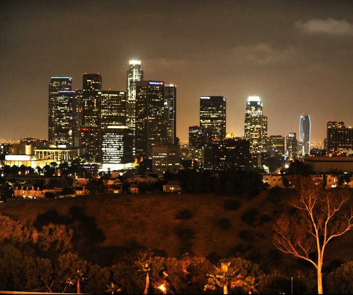 LA world's most congested city, global study says