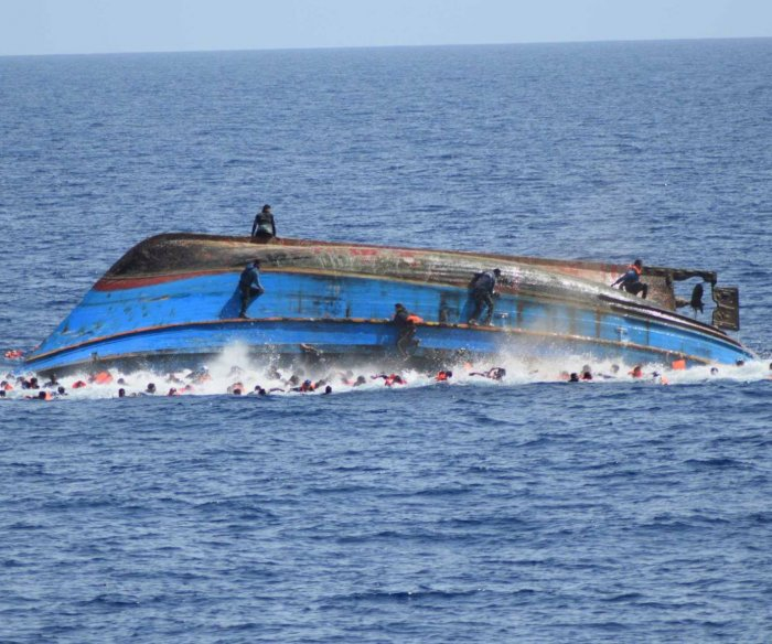 Bodies of 74 migrants wash ashore near Zawiya, Libya