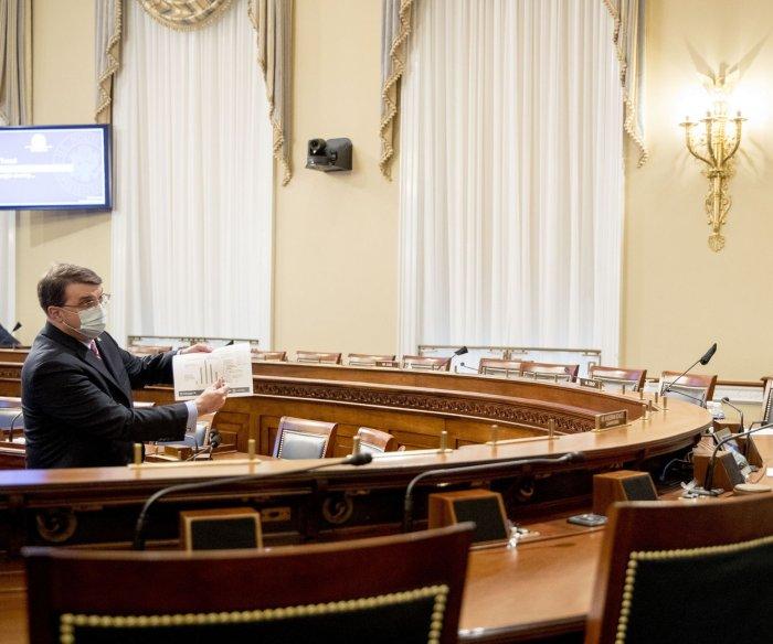 VA Secretary Wilkie defends pandemic response at House hearing
