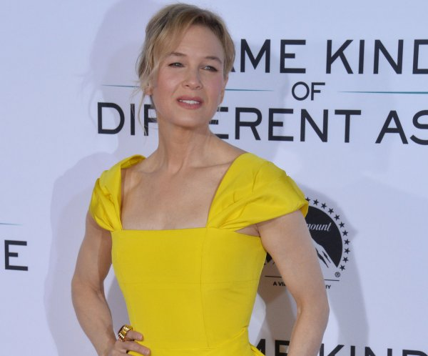 Renee Zellweger, Djimon Hounsou attend the premiere of 'Same Kind of Different as Me' in LA