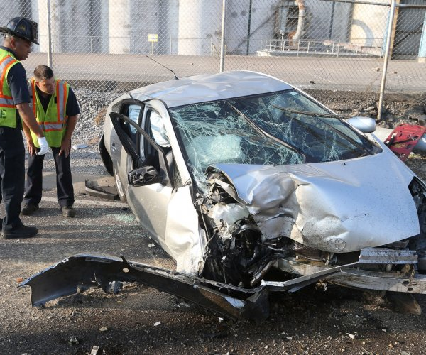 U.S. Motor vehicle deaths down in 2019, figures show