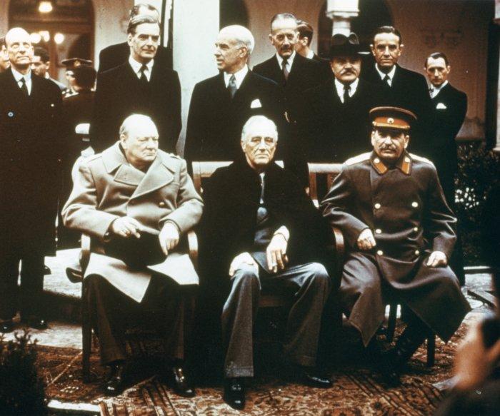U.S.-Russia summits through the years