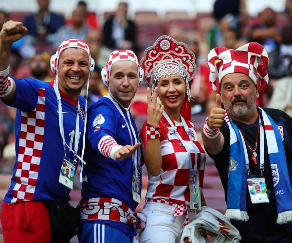 Moments from the FIFA World Cup in Russia