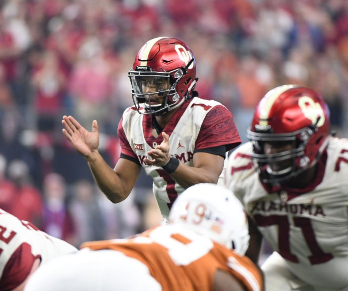 Oklahoma, again: Sooners QB Murray wins Heisman