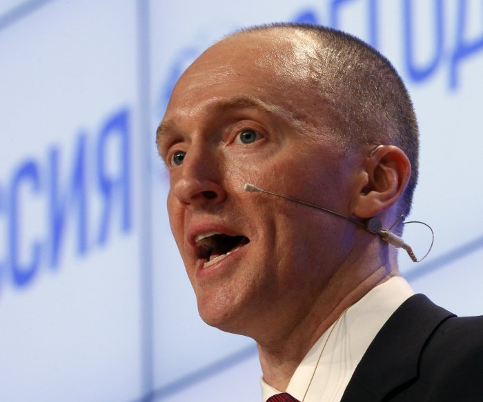 Carter Page: FISA document accusations are 'a complete joke'