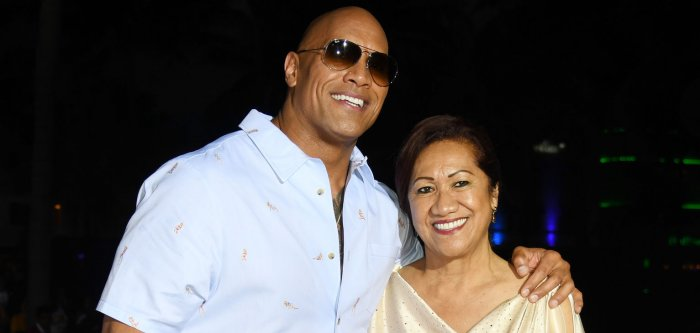 Dwayne Johnson, Zac Efron attend the premiere of their film, 'Baywatch,' in Miami