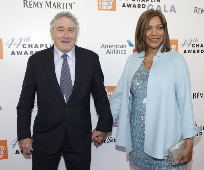 Robert De Niro honored at Chaplin Award Gala in New York