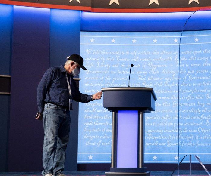 Trump, Biden set to face off in Nashville in final presidential debate