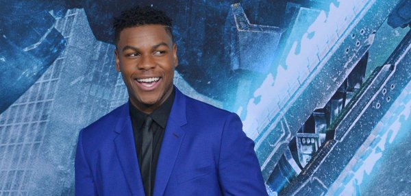 John Boyega, Scott Eastwood attend 'Pacific Rim Uprising' premiere