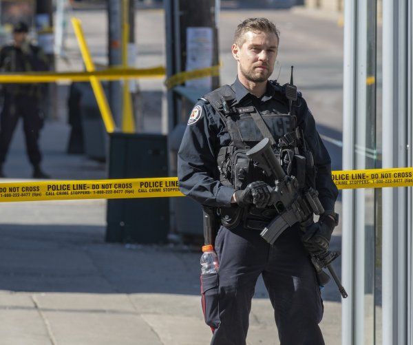 Toronto suspect charged with 10 counts of murder