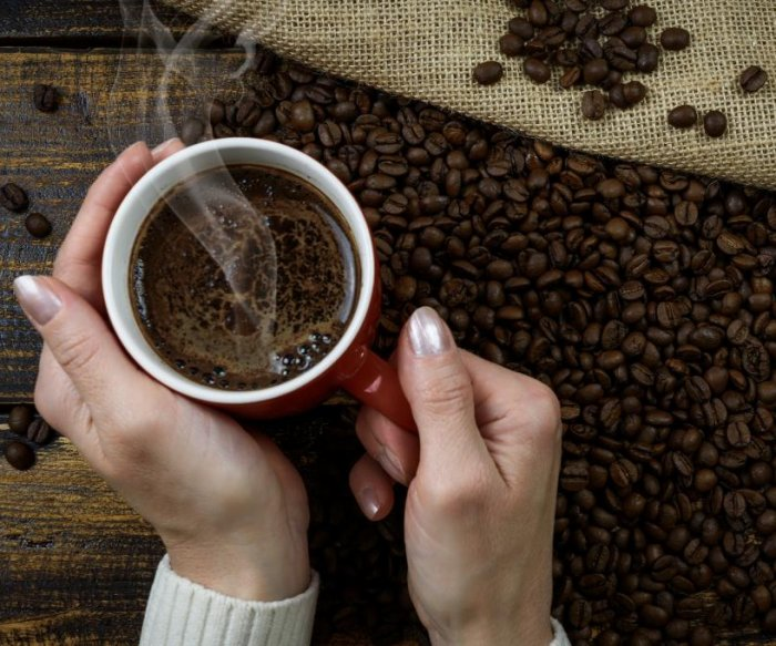 Childhood weight gain linked to caffeine levels in womb