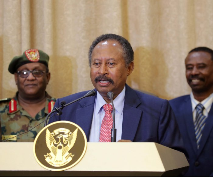 Sudan's new prime minister, sovereign council sworn in