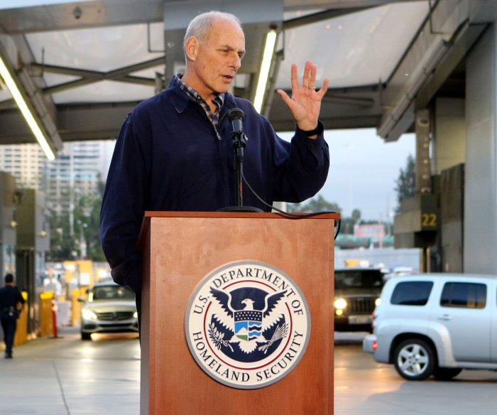 Homeland Security toughens policies on illegal immigration
