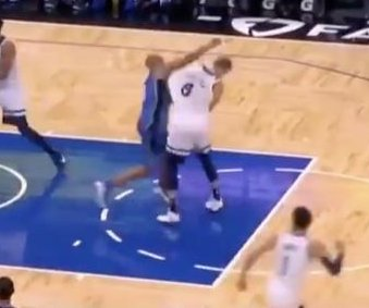 Magic's Afflalo throws haymaker at Wolves' Bjelica