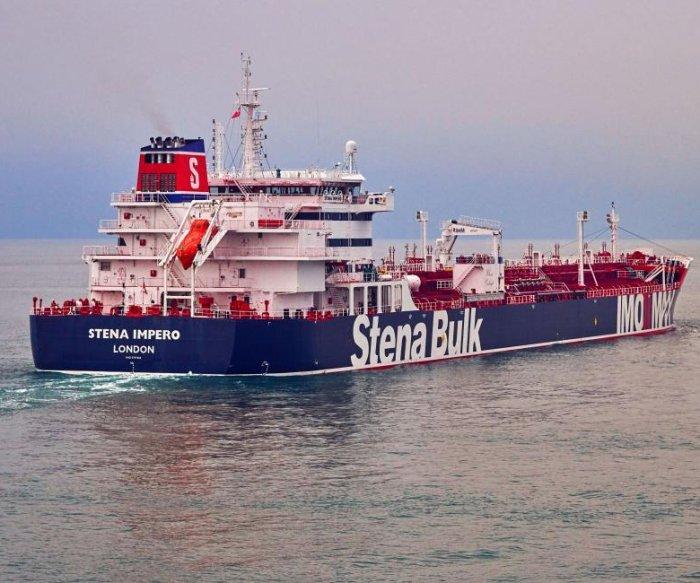 Radio recordings: Iran wanted to inspect British tanker before seizure