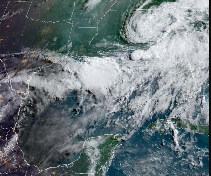 Claudette to swipe U.S. Atlantic Coast, Canada after drenching Gulf