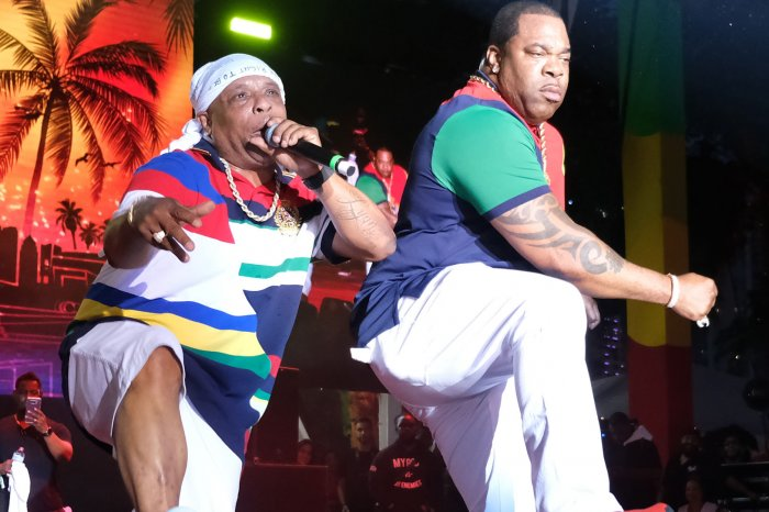 Busta Rhymes, DJ Khalid perform alongside Marley family at Kaya fest
