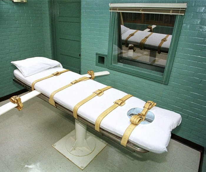 U.S. executed 25 people in 2018, continuing overall decline