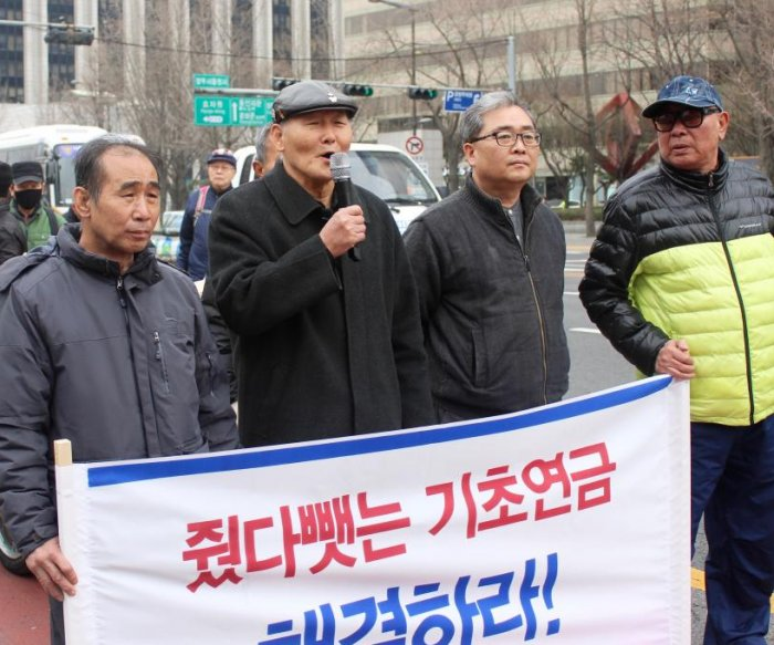 South Korea elderly live in poverty in a land of riches