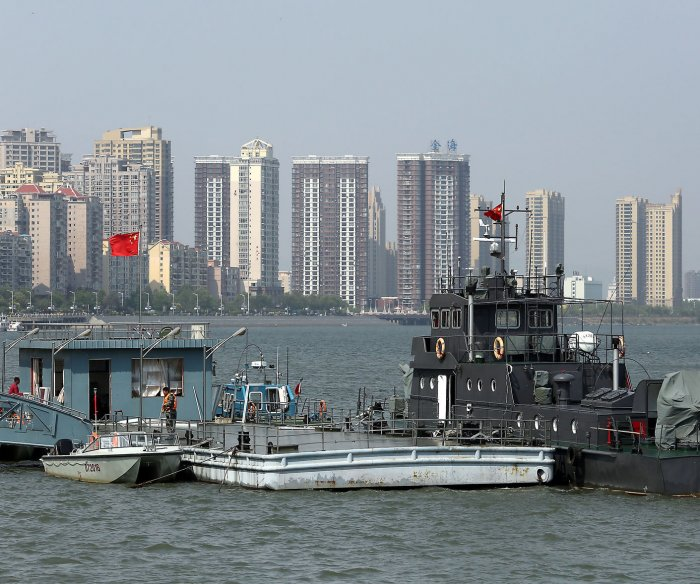 Military does drills near North Korea and Dandong