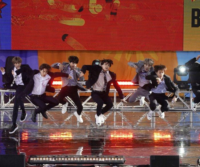 BTS postpones U.S., Canada tour due to coronavirus