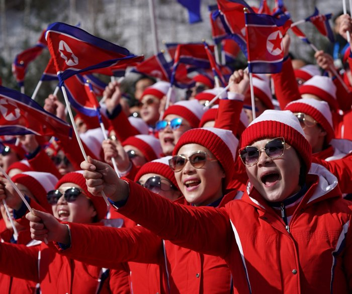 North Korea ends Pyeongchang 2018 without medal