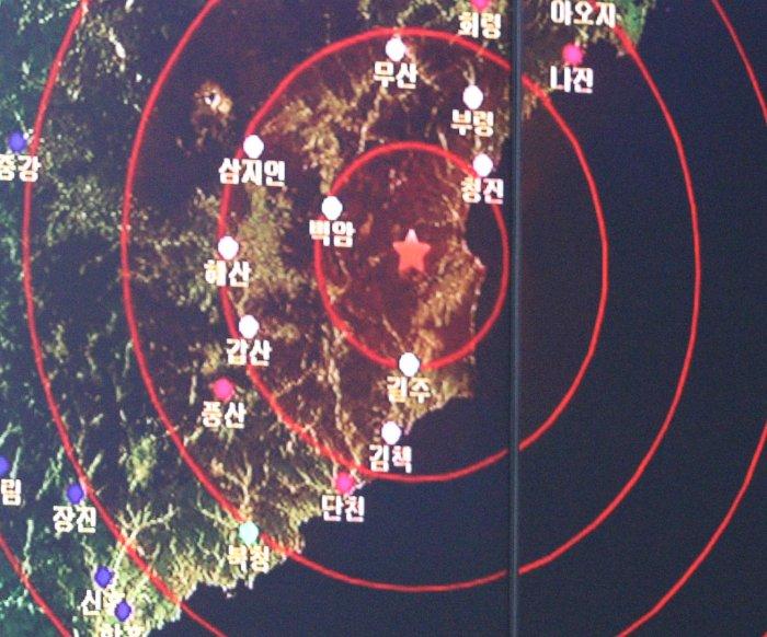 North Korea preparing for nuclear test at Punggye-ri, officials say