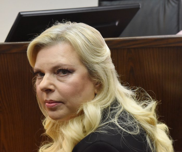 Sara Netanyahu convicted of lesser crime in private chef case