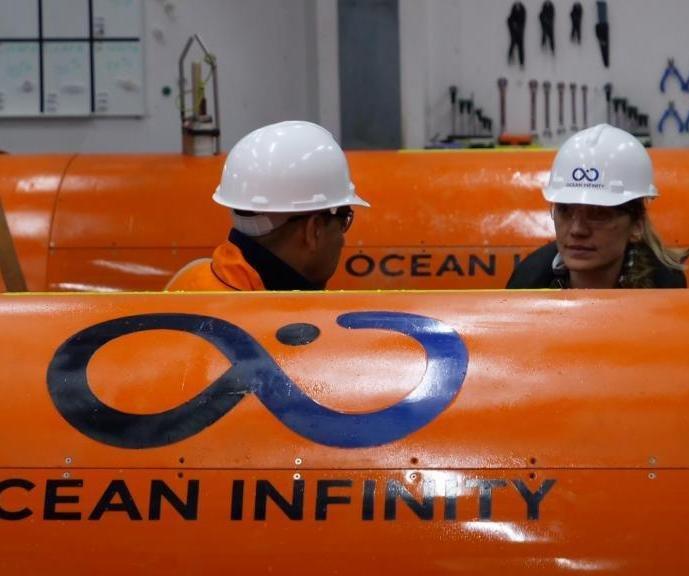 U.S. crew finds missing Argentine submarine