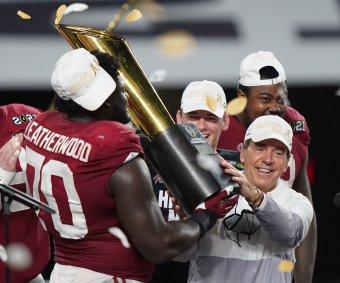 Alabama defeats Ohio State for college football championship