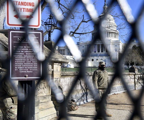 Siege aftermath: damage to historic U.S. Capitol
