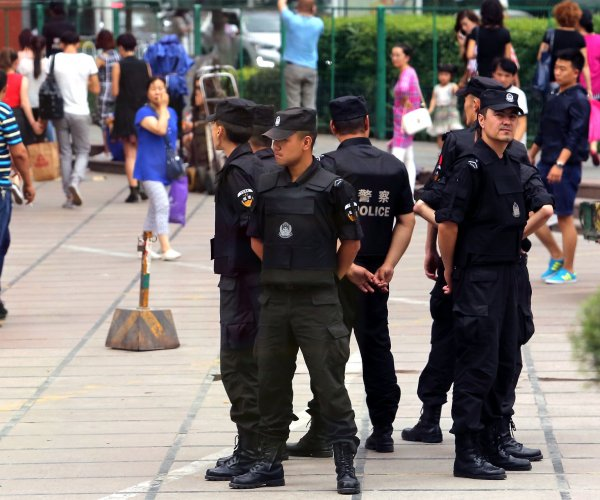 British lawmakers declare genocide in China's Xinjiang