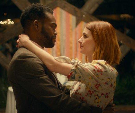 William Jackson Harper, Aya Cash found fun in 'We Broke Up'