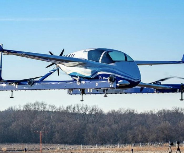 Boeing successfully tests autonomous 'flying taxi' for Uber