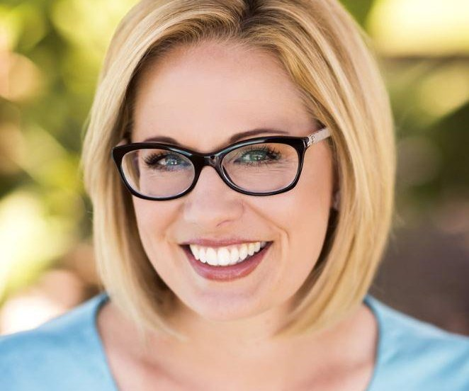 Kyrsten Sinema claims Arizona's U.S. Senate seat