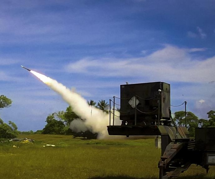 Report: U.S. military upgrading Patriot missile system in Korea