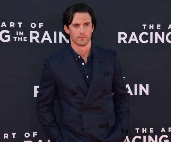 Milo Ventimiglia attends 'The Art of Racing in the Rain' premiere