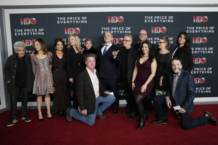 'Price of Everything' cast attends New York premiere